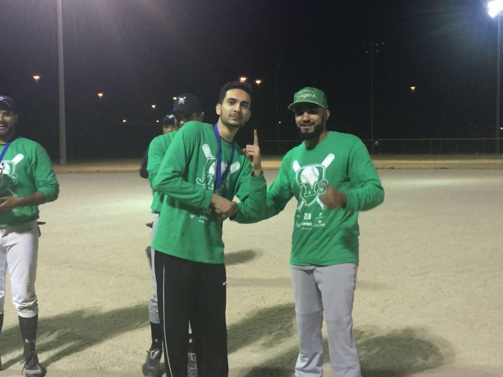 Tournament and Finals MVP - Aman Nasser